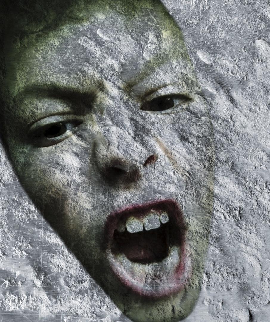 Faccia di pietra