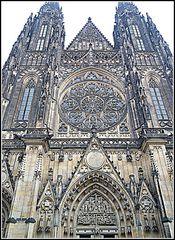 Facciata della cattedrale di S.Vito-...