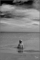 face a la mer