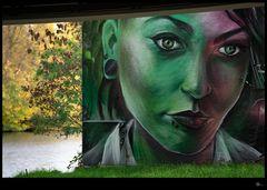 Face Under The Bridge