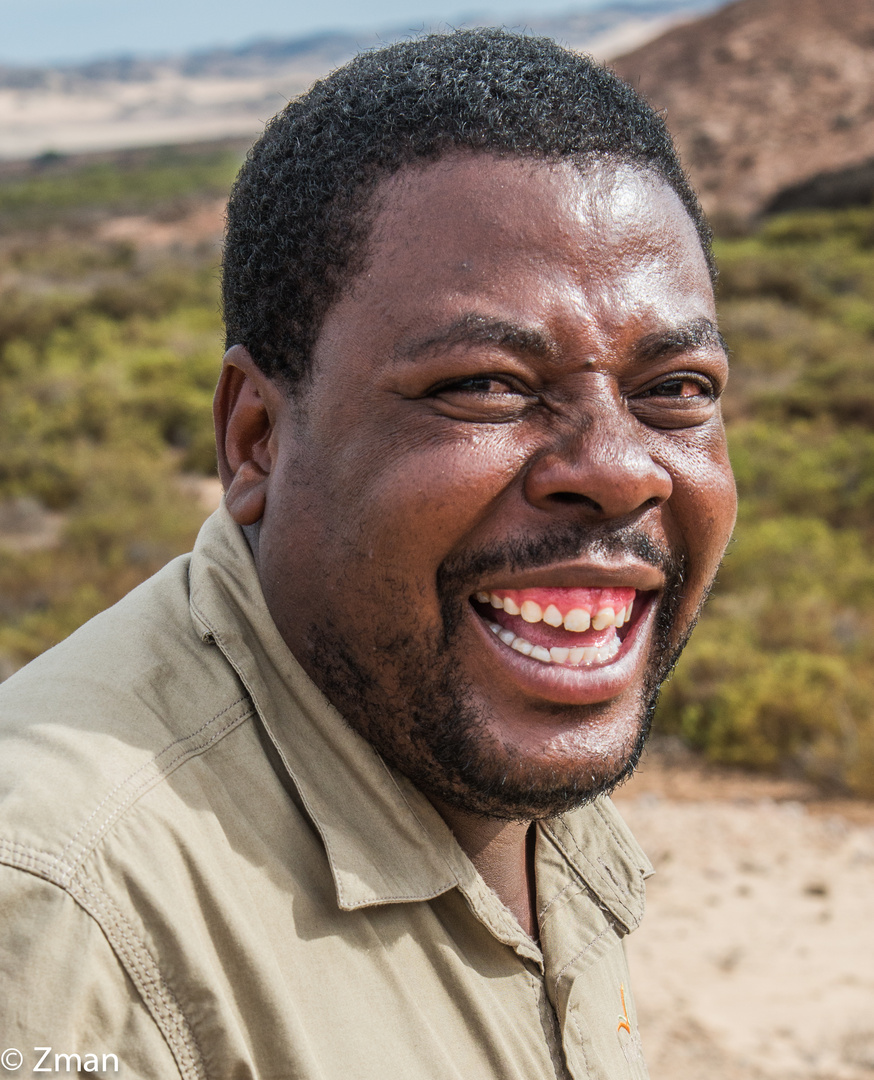 Faces from Namibia 04