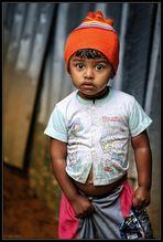 Faces Of Ceylon #01