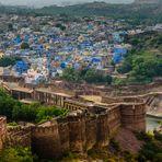 'Faces of India' - Die blaue Stadt ...