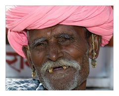 Faces of India III