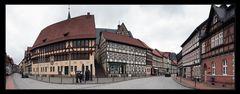 - Fachwerk-Architektur #1 -