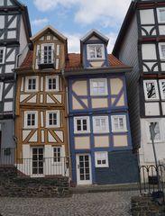 Fachwerk Häuser