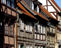 Fachwerk in der alten Hansestadt Salzwedel