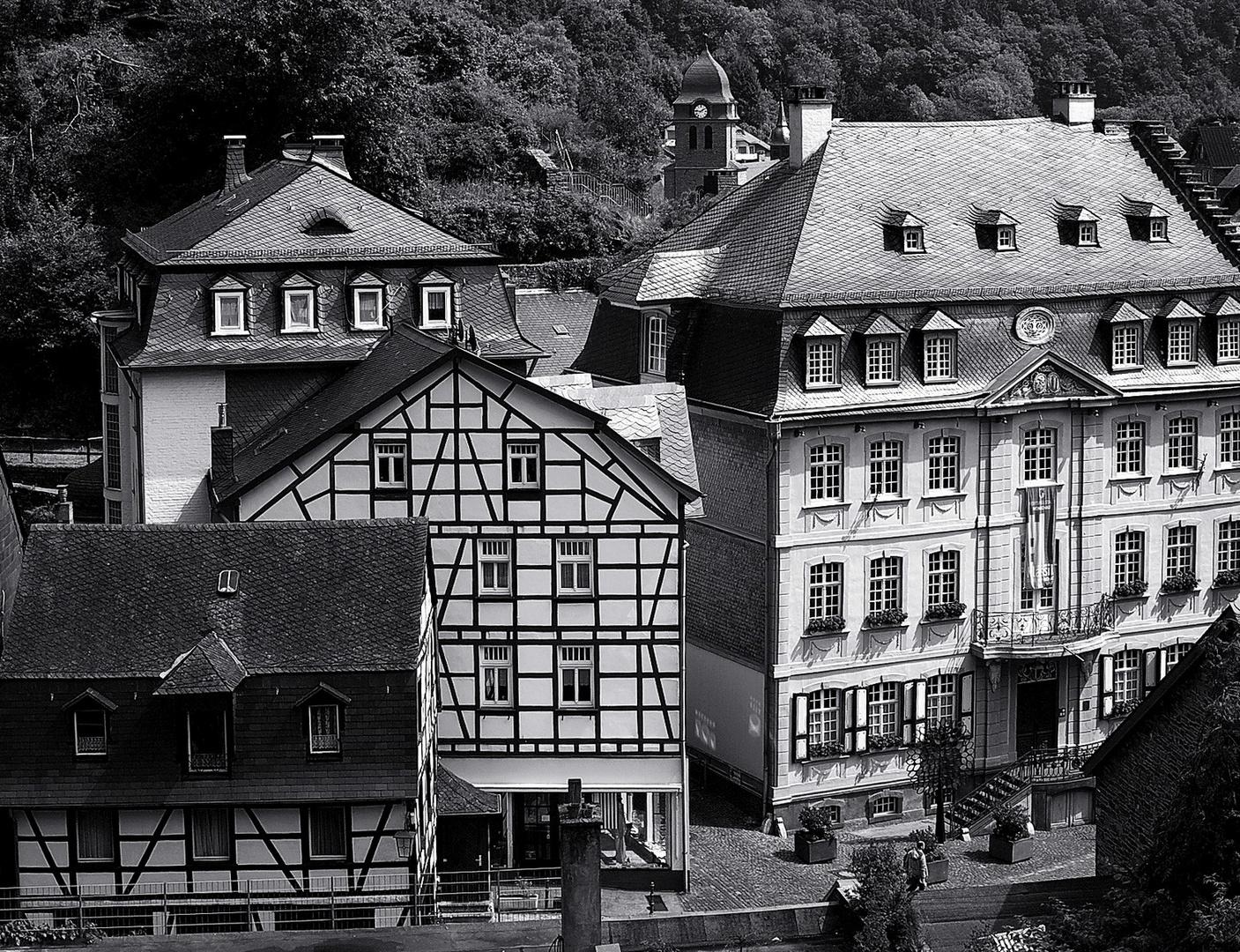 Fachwerk in der Eifel # 11