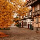 Fachwerk in Halberstadt