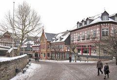 Fachwerk in Idstein