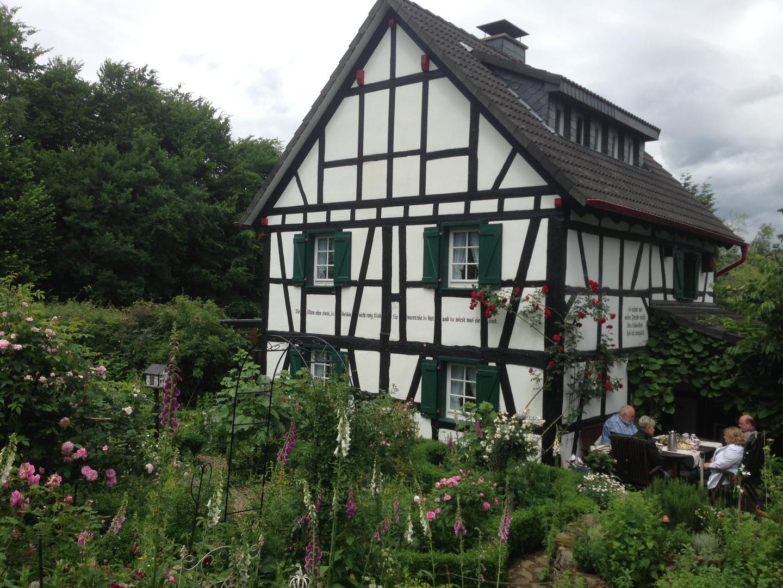 Fachwerk in Oberberg