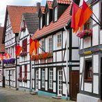 Fachwerk in Paderborn