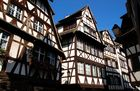 Fachwerk in Strasbourg
