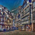 Fachwerk in Straßburg