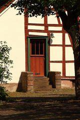 Fachwerk - Tür