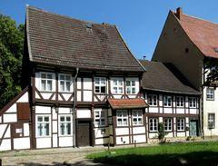 Fachwerkhäuser aus dem 18. Jahrhundert