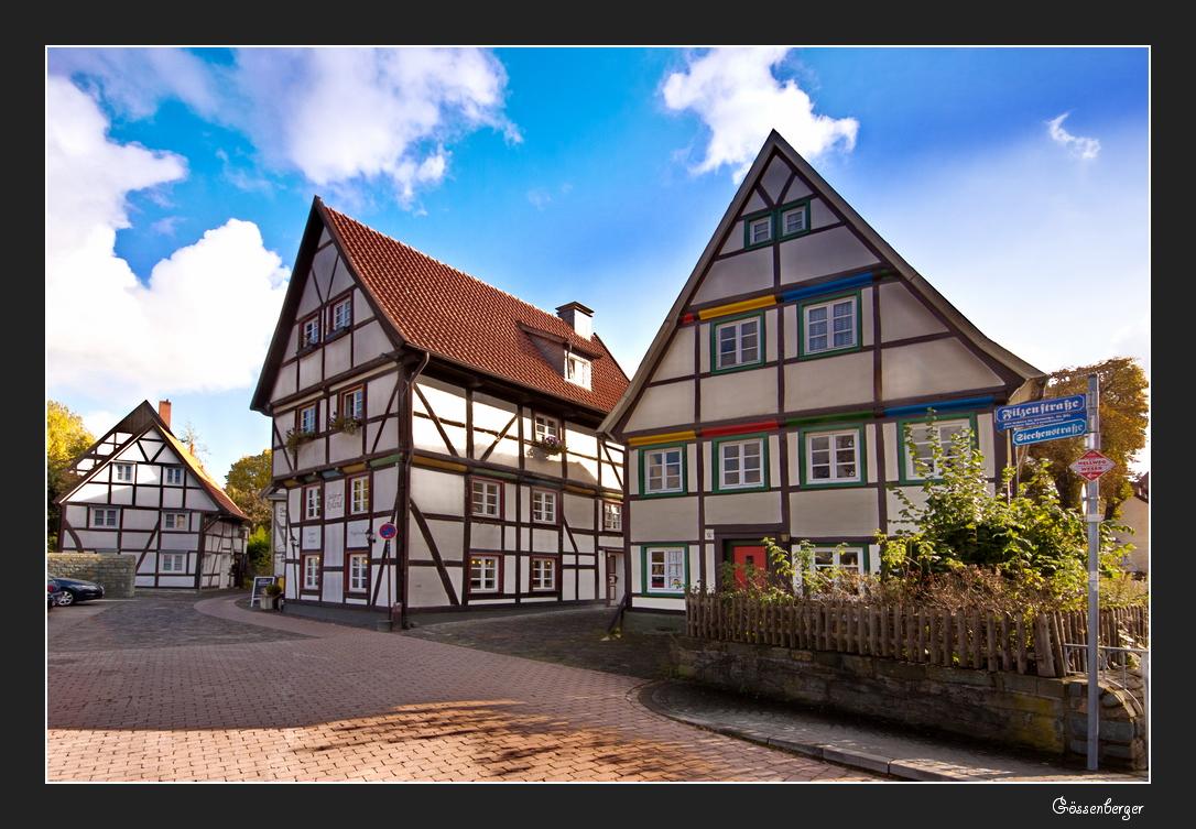 Fachwerkhäuser in Soest VII
