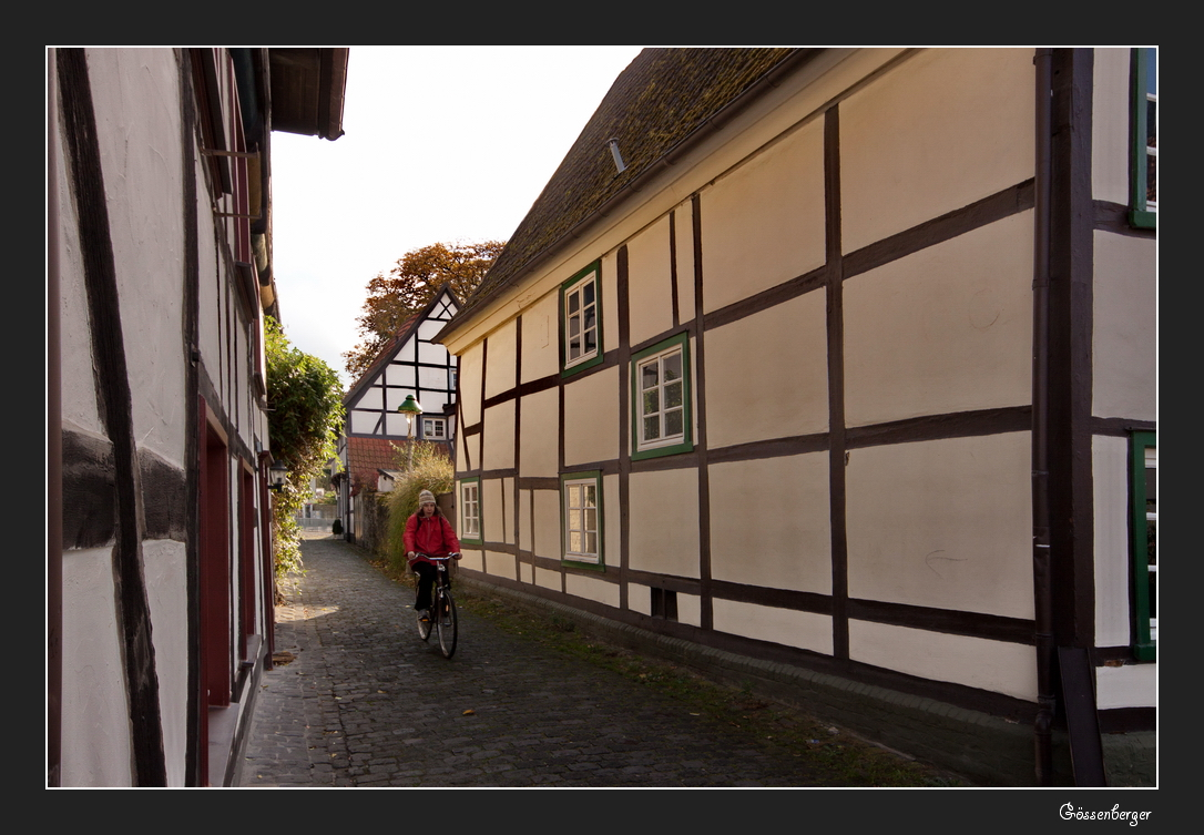 Fachwerkhäuser in Soest VIII