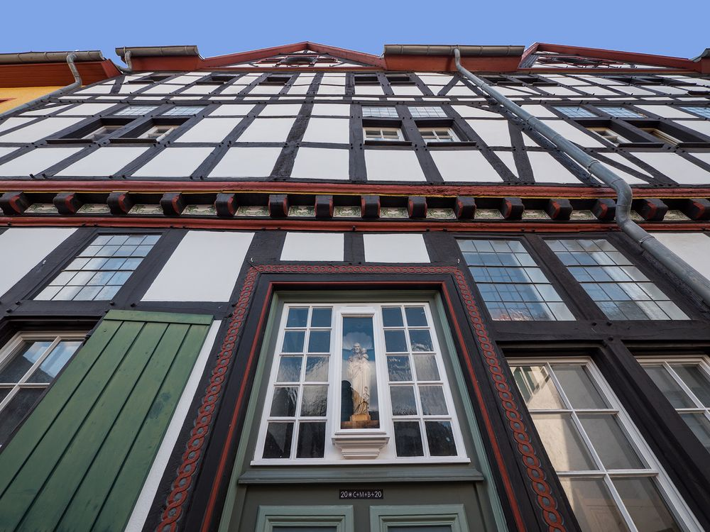 Fachwerkhaus in Bad Münstereifel, Langenhecke