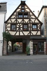 Fachwerkhaus in Fürth (bei Nürnberg)