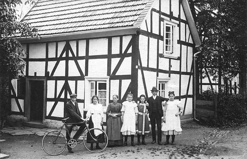Fachwerkhaus in Nümbrecht oder Marienberghausen