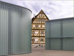Fachwerkhaus und Galerie Stihl