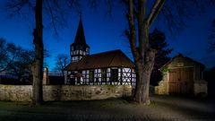 Fachwerkkirche Zobbenitz