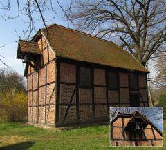Fachwerkkirchen gibt es im Altmarkkreis Salzwedel nicht sehr viele.