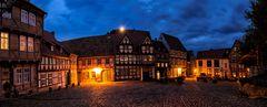 Fachwerkpanorama Quedlinburg
