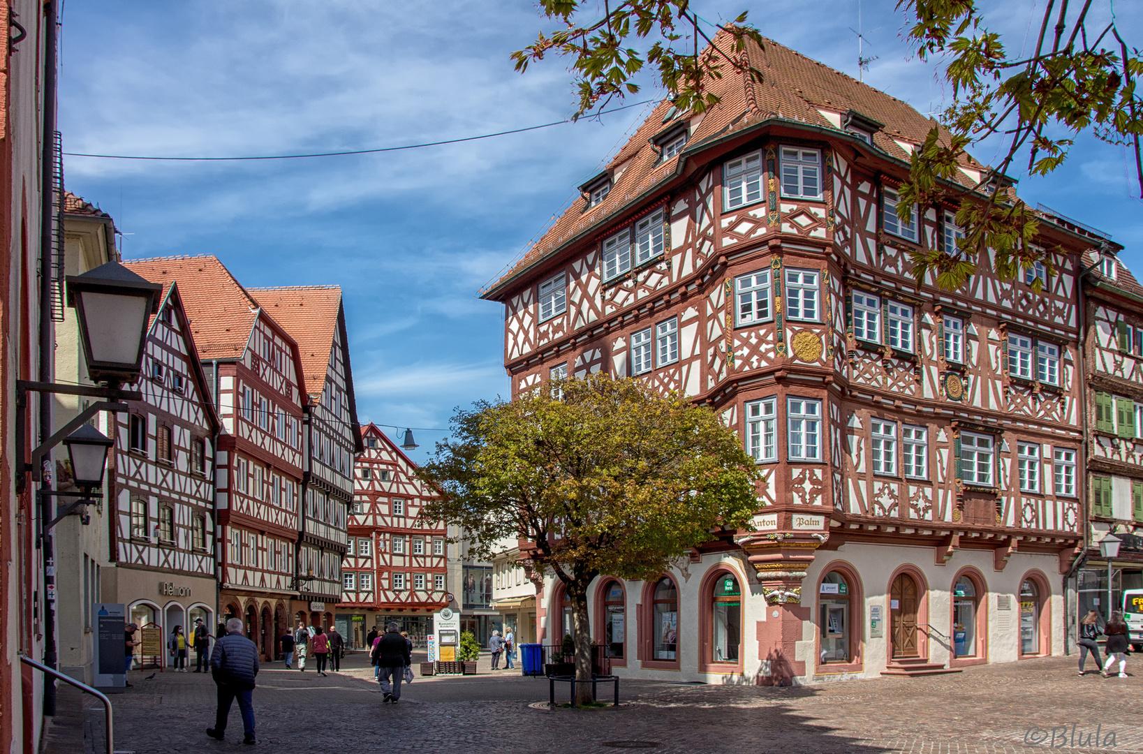 Fachwerkstadt Mosbach/Odenwald