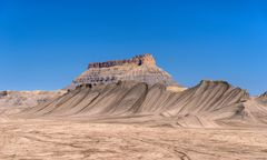 Factory Butte Special Recreation Area, Utah, USA