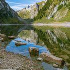 Fählensee im Alpstein