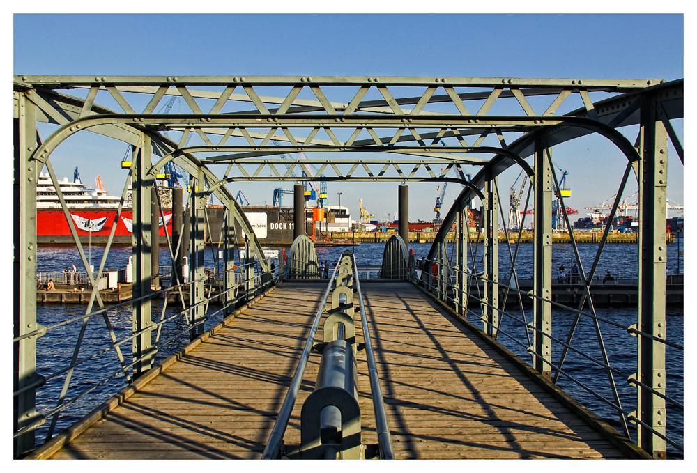 Fährbrücke