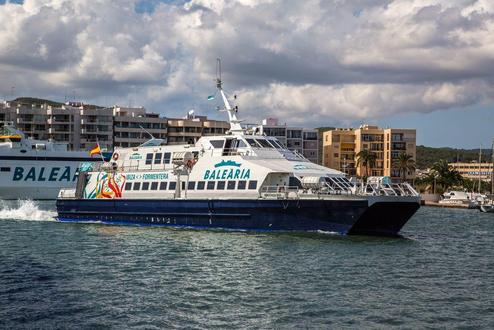 Fähre Ibiza - Formentera (I)
