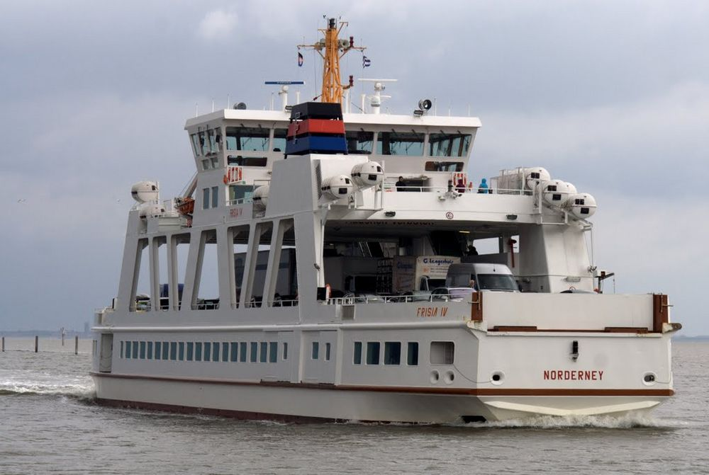 Fahre Norderney