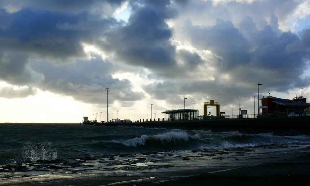 Fährhafen Dagebüll