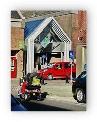 Fährt Einkaufen III (Oostburg)