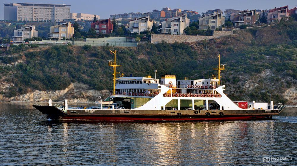 Fährüberfahrt Gebze – Yalova, Türkei