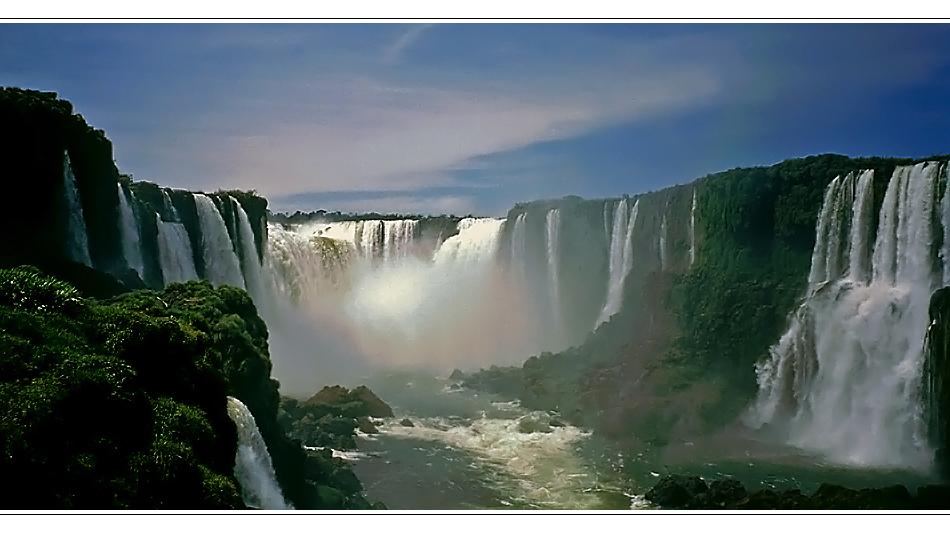 Fälle von Iguazu