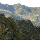 Fagaras mountains.