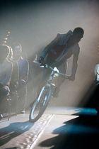 Fahrrad-Artist