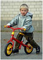 Fahrrad fahrn macht Spaß...