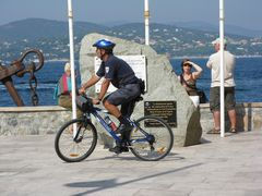 Fahrrad Polizei
