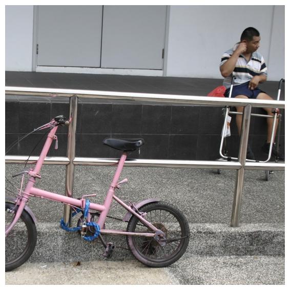 fahrrad und mann