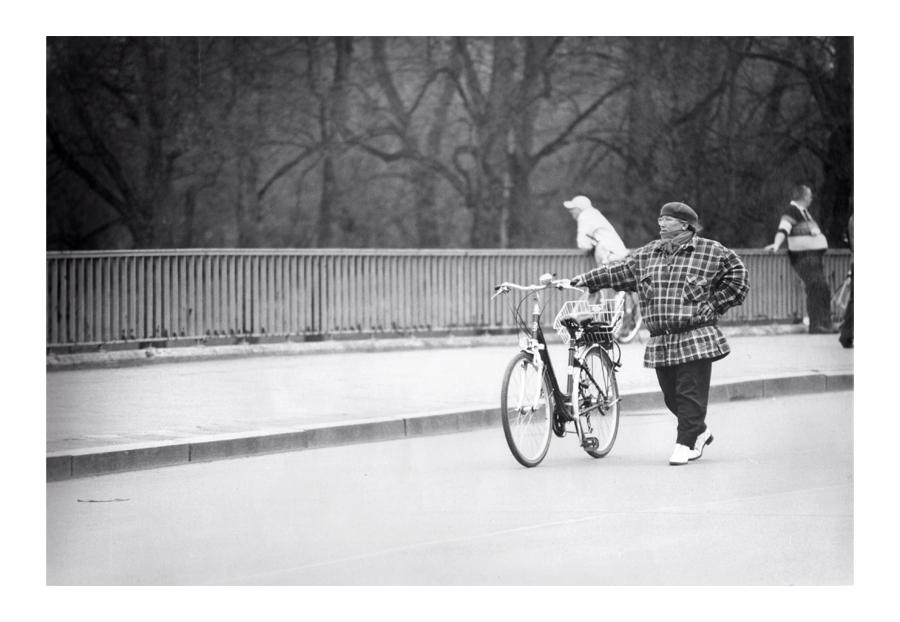 fahrradfrau