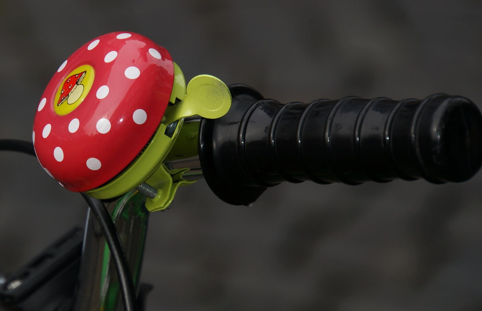 Fahrradklingel Aachen 10-2013