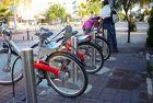 Fahrradparking in Alanya