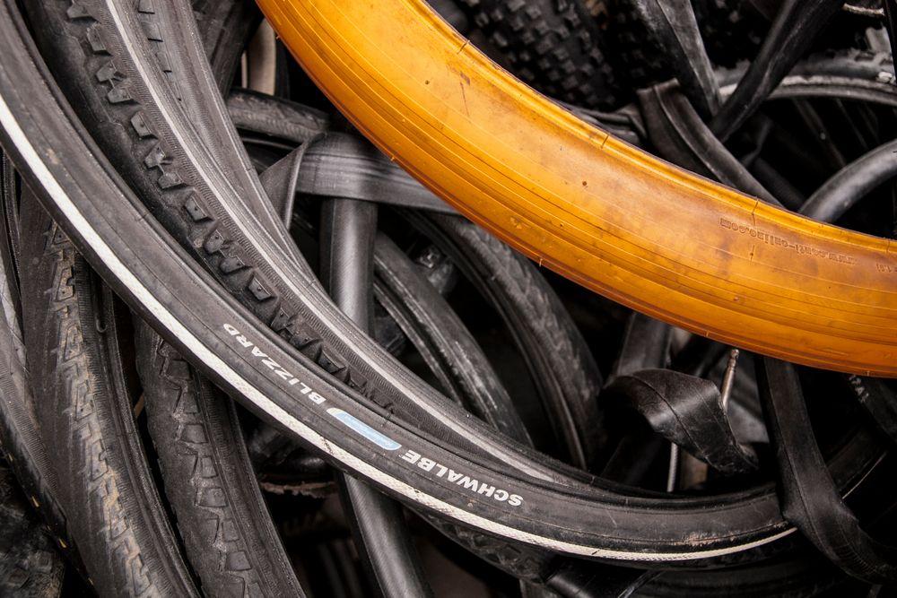 Fahrradreifen #1