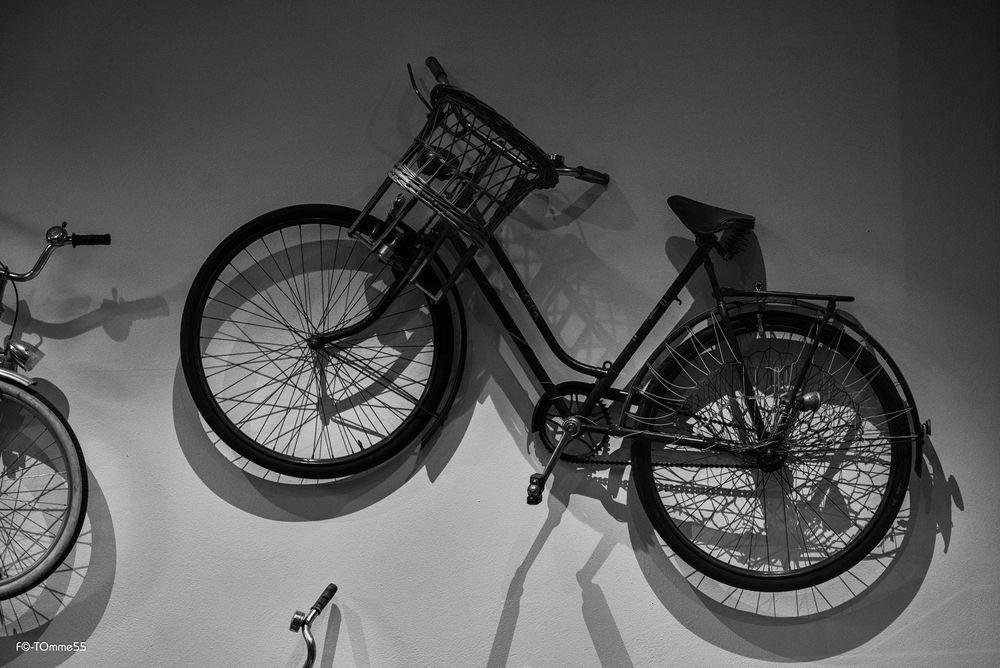 Fahrrad.Schatten