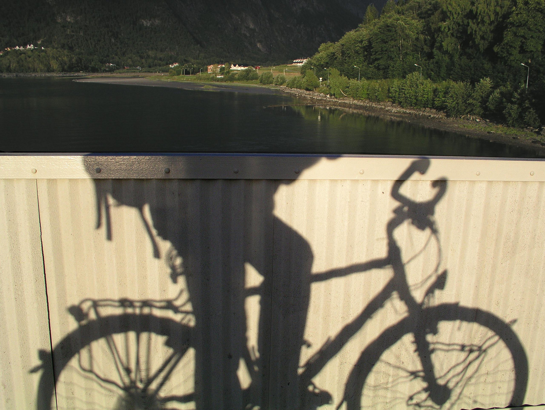 Fahrradschatten